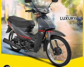 Motos Leopard HB110 Luxury
