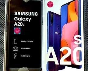 Samsung Galaxy A20s 32 gb nuevos