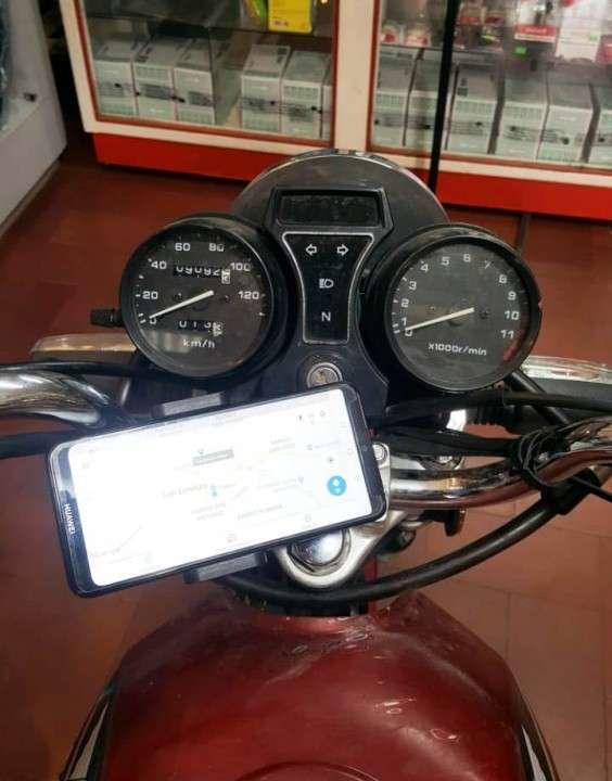 Soporte de celular para moto - 3