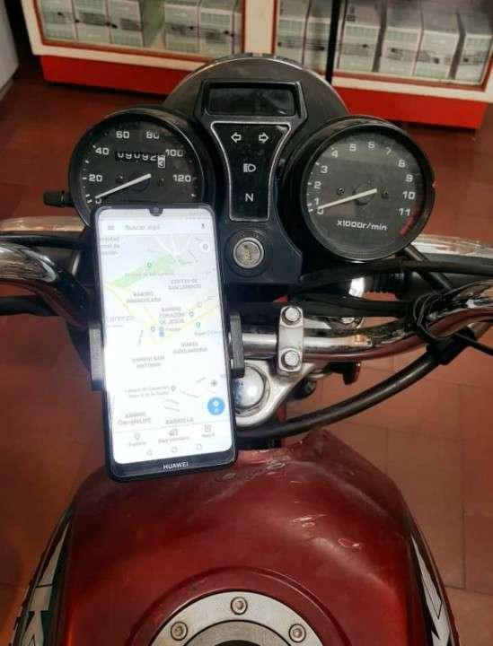 Soporte de celular para moto - 4
