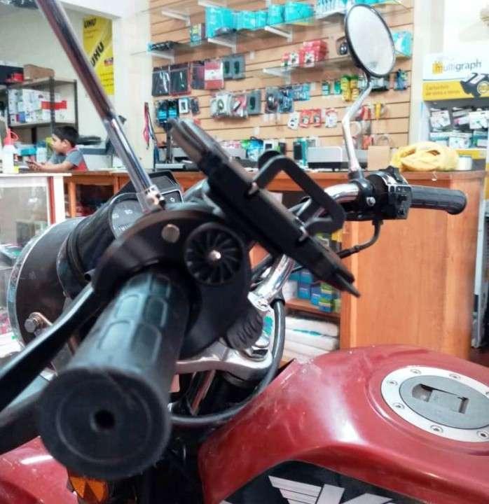 Soporte de celular para moto - 7