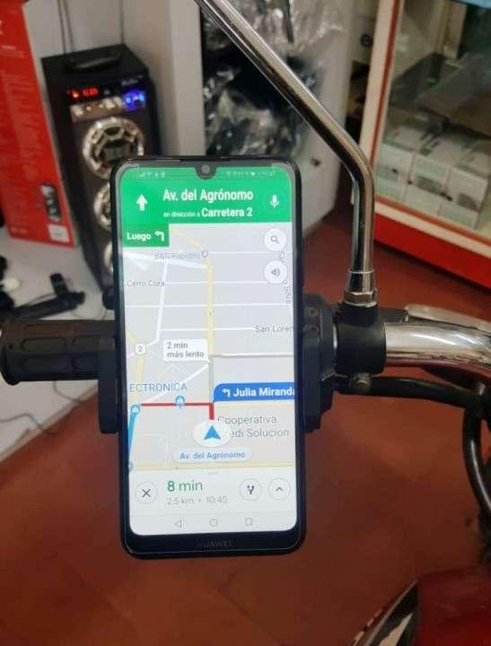 Soporte de celular para moto - 2