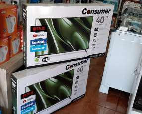 TV LED Smart Full HD Consumer de 40