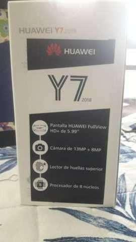 Huawei Y7 2018 para tigo - 2