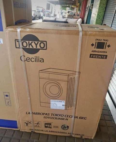Lavarropa Tokyo Cecilia 6 kg - 2