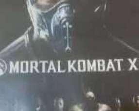 Mortal Combat X = XL versión con todos los DLC