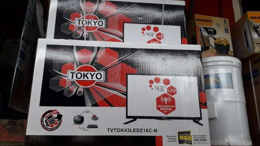 TV LED Tokyo de 43 pulgadas - 0