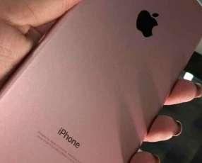 iPhone 7 plus de 128 gb rosa
