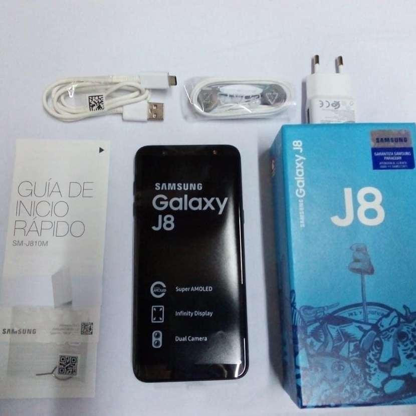 Samsung Galaxy J8 nuevo - 2