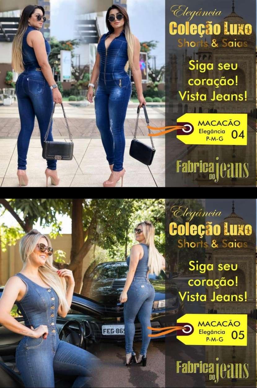 Jardineras de jeans - 3