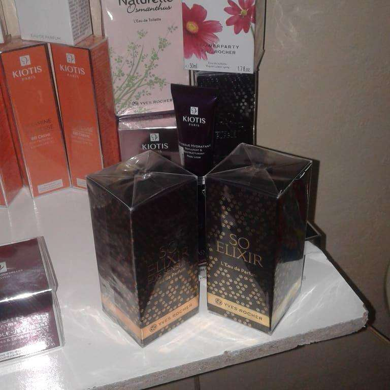 Productos cosméticos de la marca francés - 4