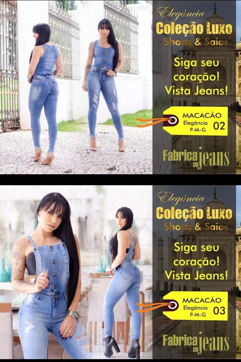 Jardineras de jeans - 4