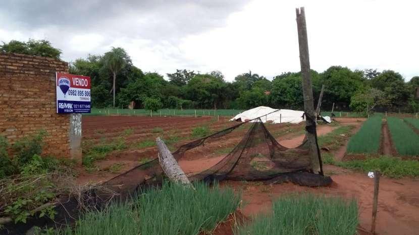 Terreno en J. Augusto Saldivar - 1