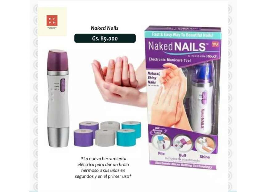 Kits de manicura y pedicuro - 1