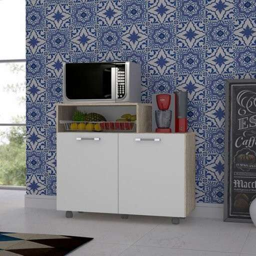 Mueble de cocina con espacio para bebedero - 1