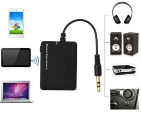 Transmisor y receptor de audio bluetooth