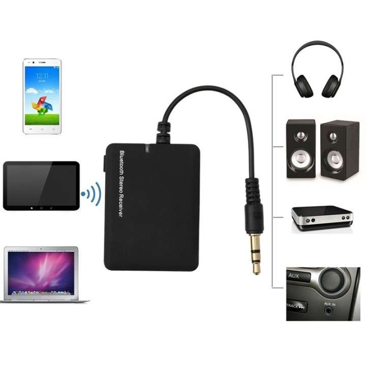 Transmisor y receptor de audio bluetooth - 0