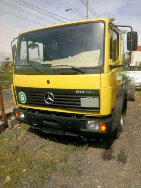 Mercedes Benz 814 - 4