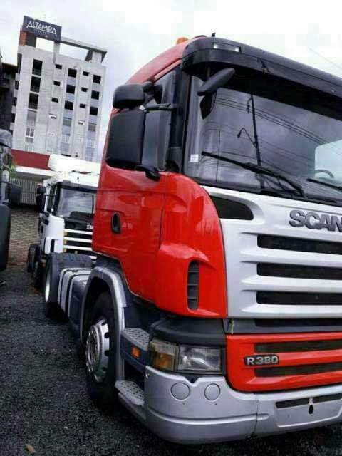 Scania R380 2005 - 1