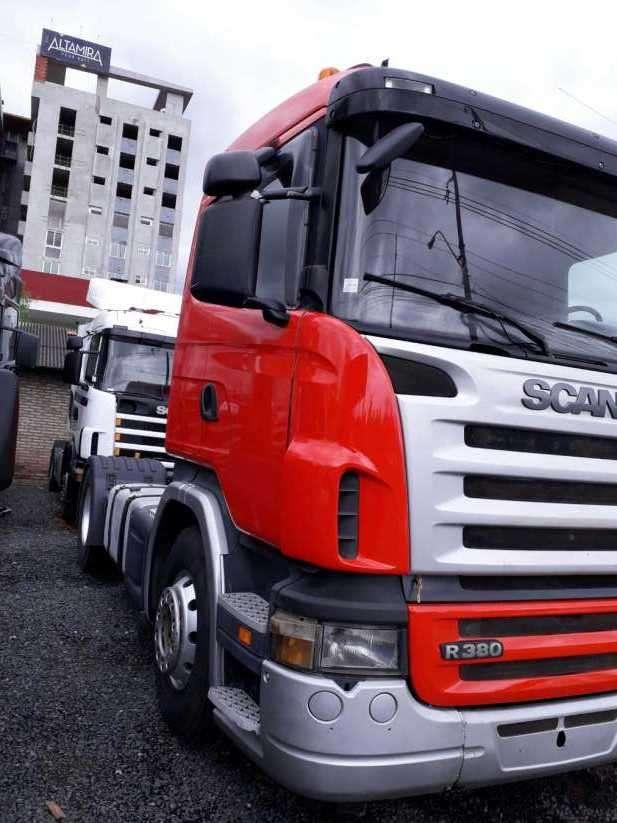 Scania R380 - 1