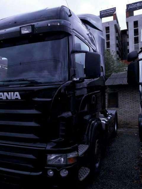 Scania R420 - 1
