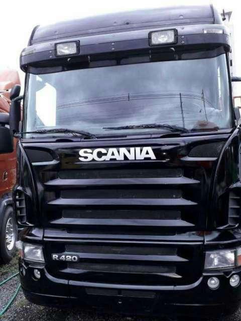 Scania R420 - 2