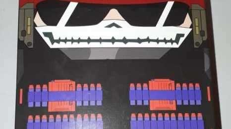 200 Balas de Nerf - 1