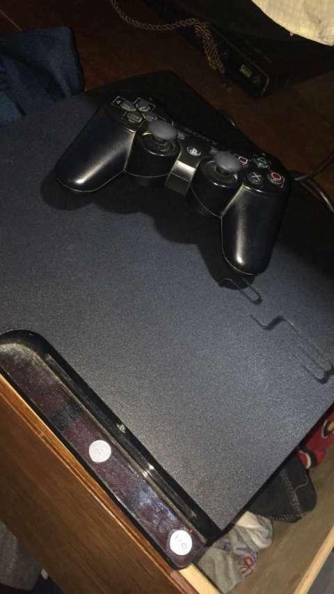 PlayStation 3 con 17 juegos - 0
