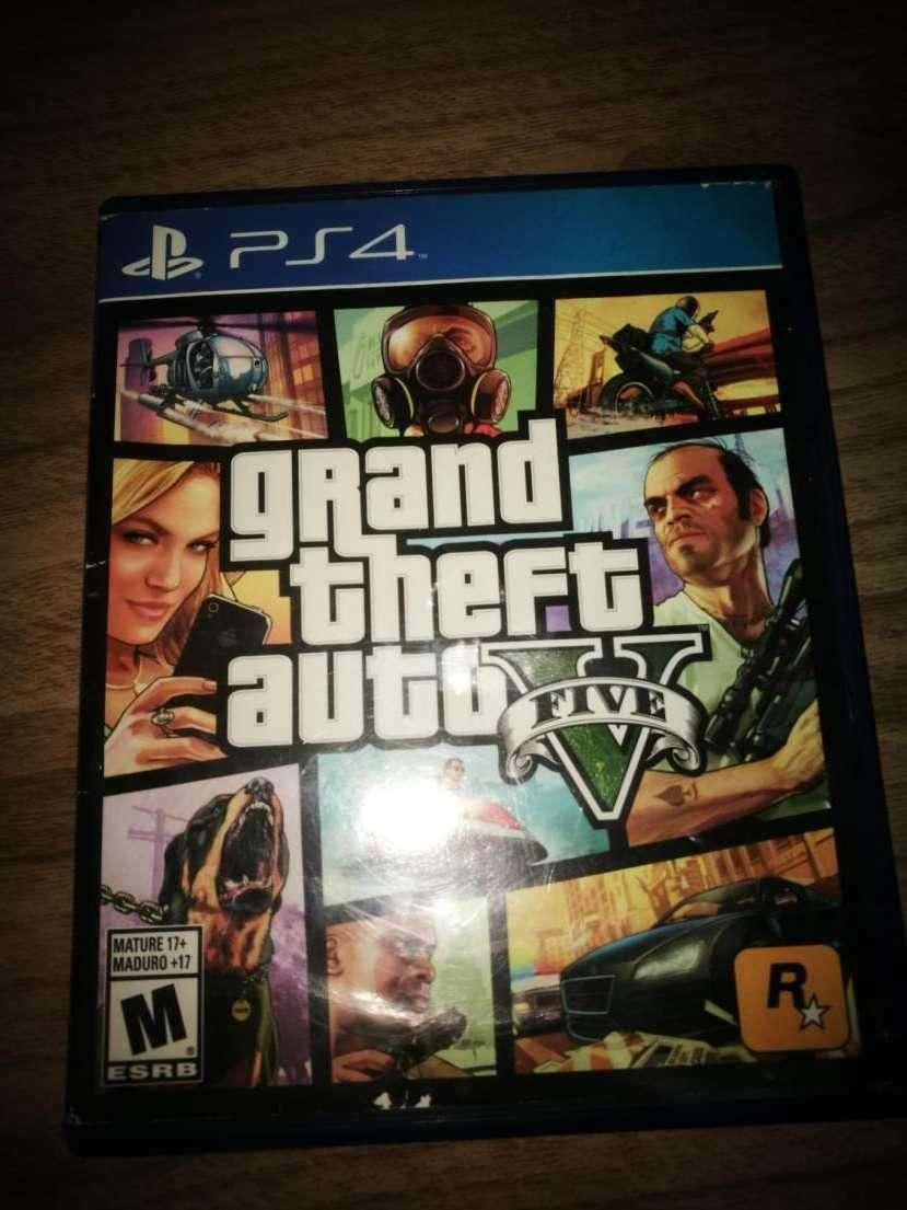 GTA V para PS4 - 0
