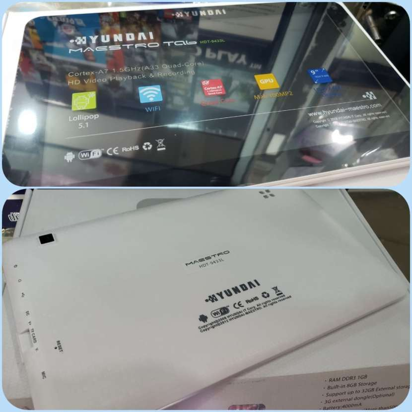 Tablet Hyundai a wifi de 9 pulgadas - 0