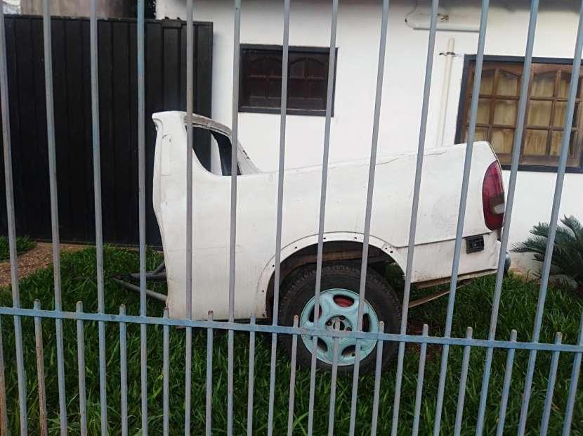 Carro acoplado - 0
