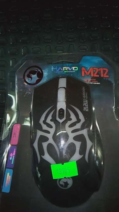 Mouse Gamer Inforest RGB!!! Nuevo!!! - 7