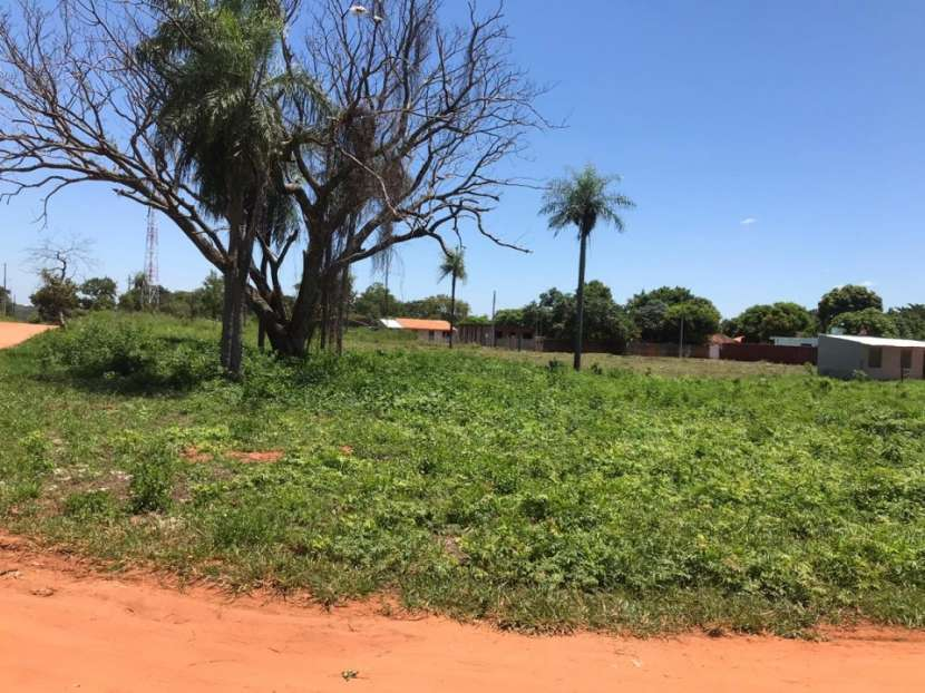 Terreno en Capiatá Km 21 ruta 2 - 3
