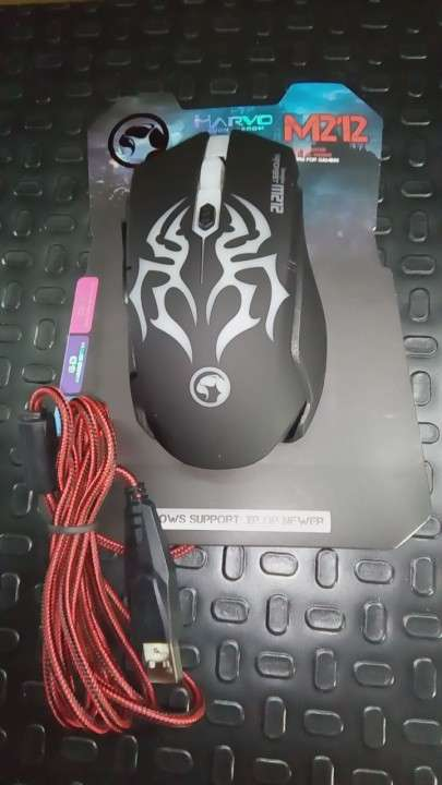 Mouse Gamer Inforest RGB!!! Nuevo!!! - 6