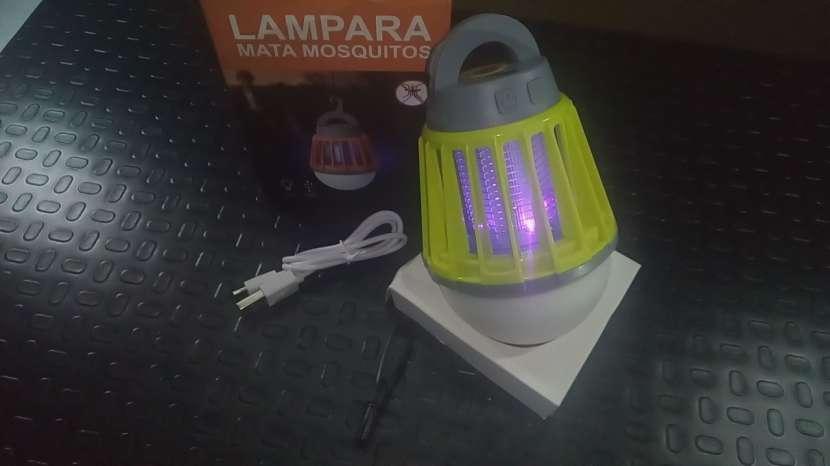 Lampra MataMosquitos a Bateria!!! Nuevo!!! - 2