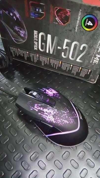 Mouse Gamer Backlit RGB!!! Nuevo!!! - 5