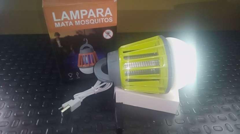 Lampra MataMosquitos a Bateria!!! Nuevo!!! - 1