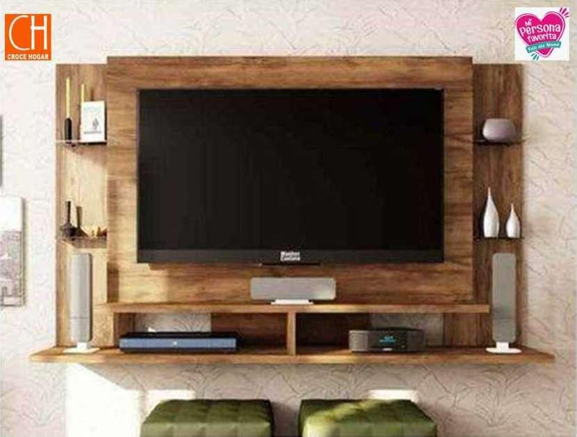 Panel para tv de hasta 55 pulgadas - 0