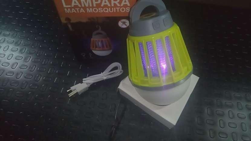 Lampra MataMosquitos a Bateria!!! Nuevo!!! - 0