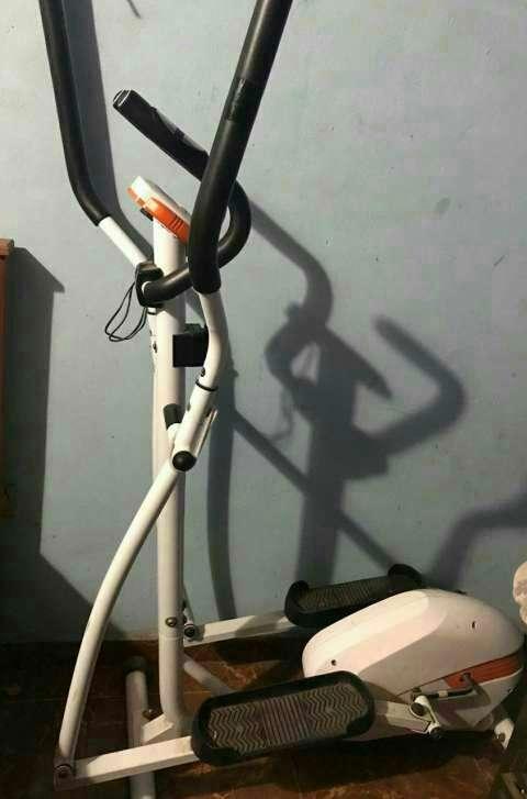 Bicicleta elíptica Evolution - 2