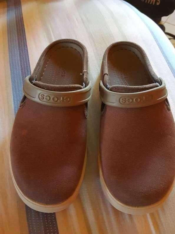 Crocs semi nuevo - 0