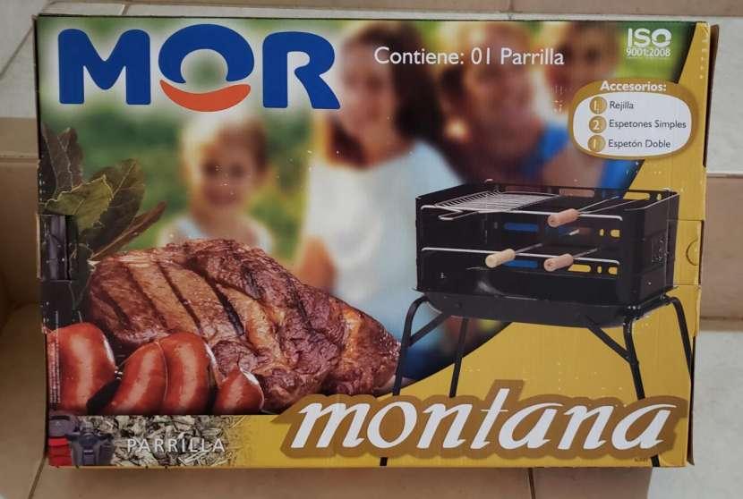 Mini Parrilla Mor - 0