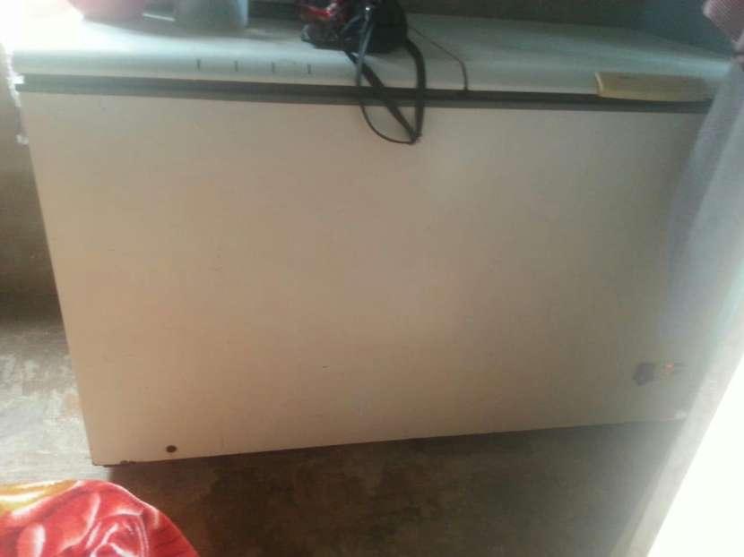 Congeladora Cónsul de 2 puertas - 1