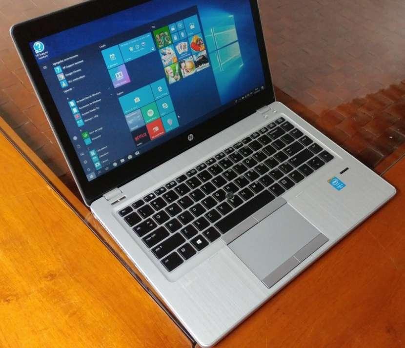 HP Elitebook Folio 9480 Intel i5 SSD 8GB M166 - 0