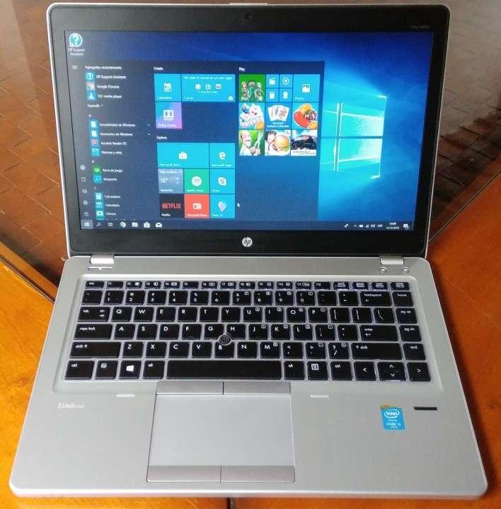 HP Elitebook Folio 9480 Intel i5 SSD 8GB M166 - 8