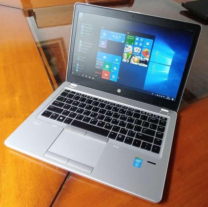 HP Elitebook Folio 9480 Intel i5 SSD 8GB M166 - 3