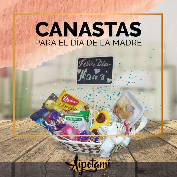 Canastas de Desayuno Merienda o Cena - 3