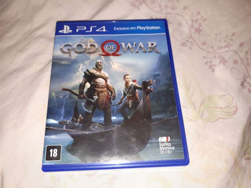 God Of War 4 - 0