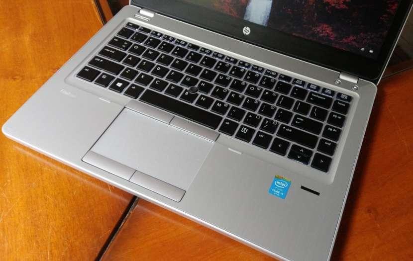 HP Elitebook Folio 9480 Intel i5 SSD 8GB M166 - 1