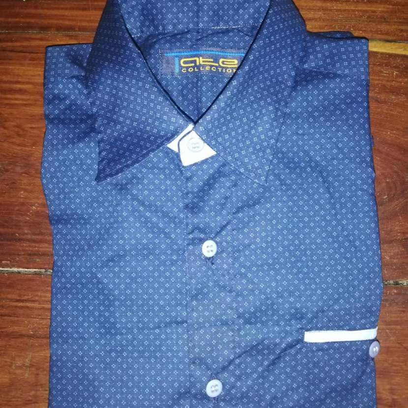 Camisa para Hombre Tate Collection - 2